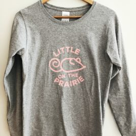 LMotP Long Sleeved T in Grey (Size L)