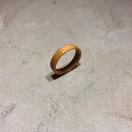 Manitoba Maple Ring (Custom Size)