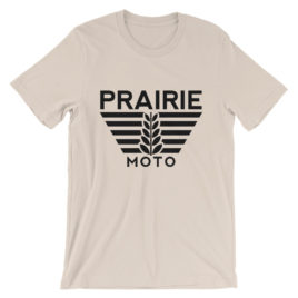 Prairie Moto Light Side Tee