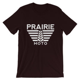 Prairie Moto – Dark Side Tee