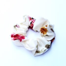 Scrunchie in Lilith Floral
